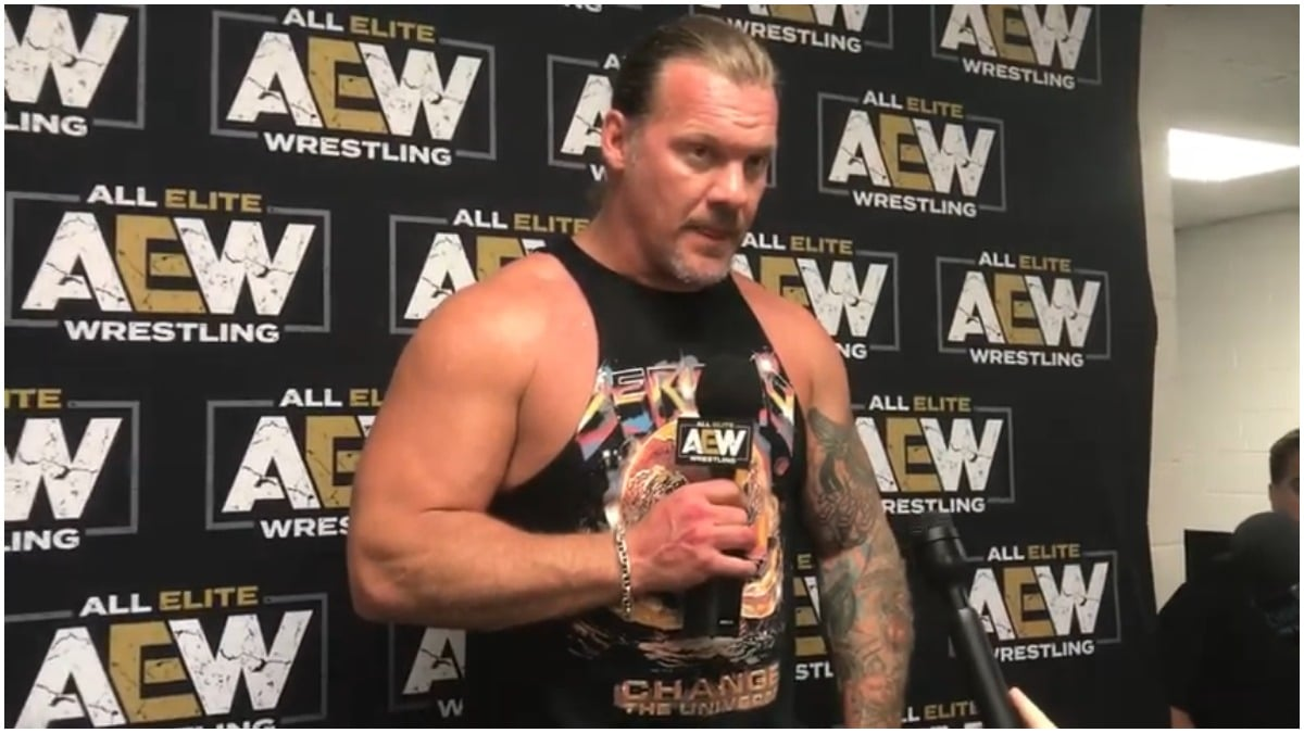 Chris Jericho explains how WWE and AEW are different in terms of creativity