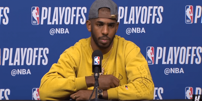Chris Paul trade rumors: Destinations include Pistons, Heat, Lakers for CP3