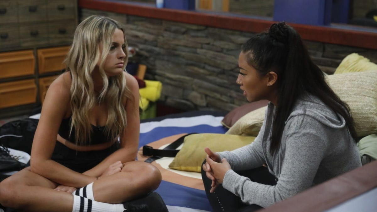 Christie And Bella On BB21 Live Feeds