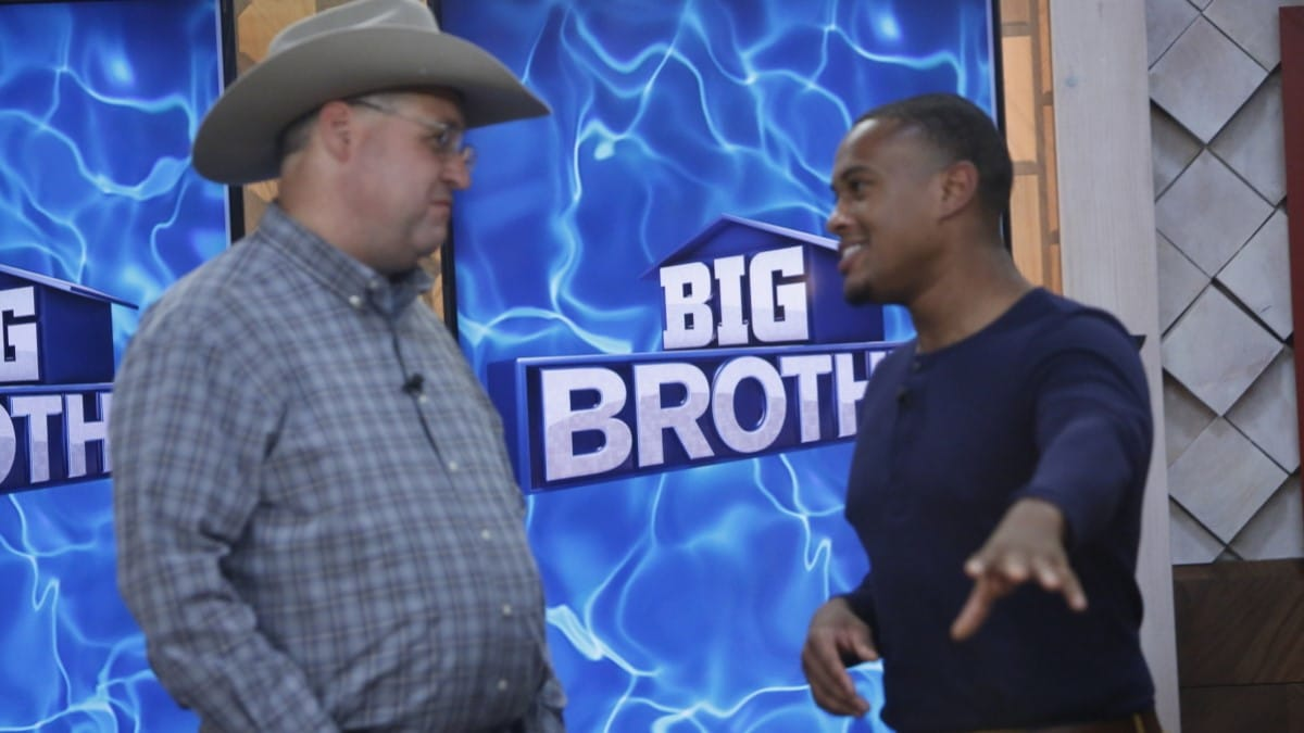 Cliff And David On Big Brother 21