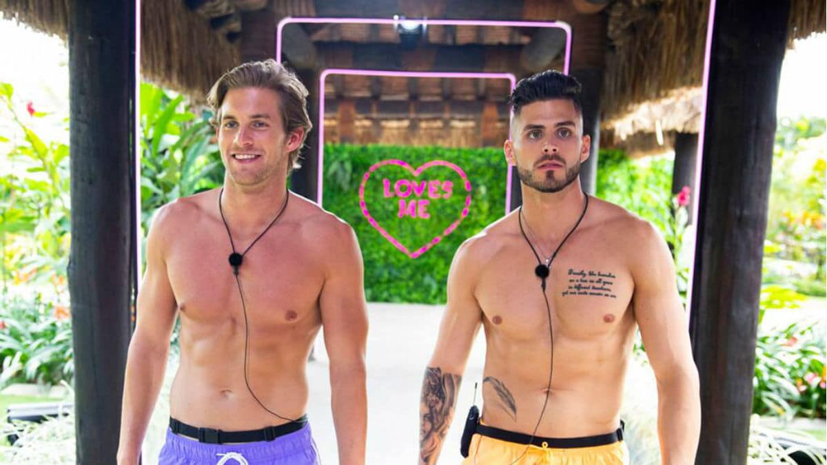 Did Cormac Murphy or Dylan Curry make the best first impression on Love Island?