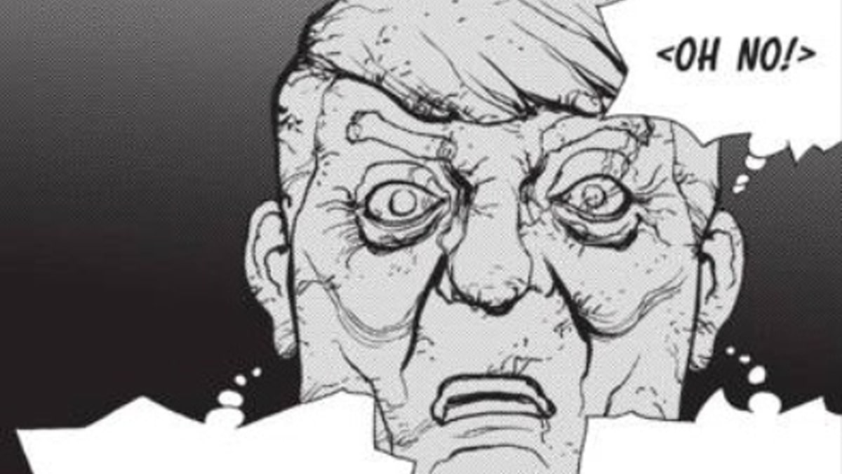Dr. Stone Donald Trump cameo had manga fans hoping Trump would 'get stoned' in new anime