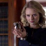 Andrea Brooks as Eve Teschmacher in Supergirl