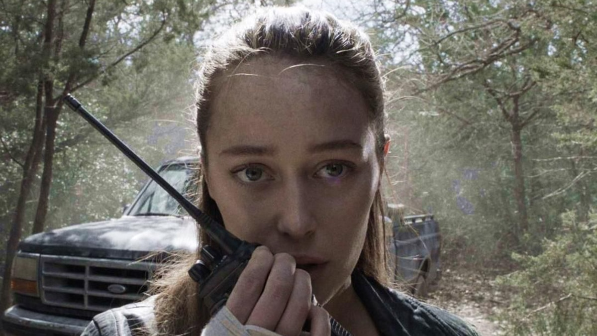 Annie on Fear the Walking Dead