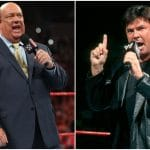 Paul Heyman and Eric Bischoff in new WWE positions