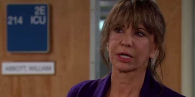 Jess Walton as Jill Abbott on The Young and the Restless.