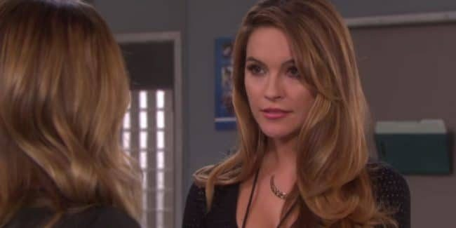 Chrishell Stause Hartley as Jordan on Days of our Lives.