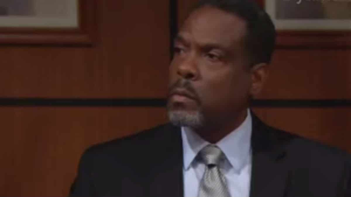 Joseph C. Phillips on The Young and the Restless,