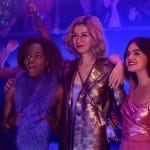 Ashleigh Murray, Julia Chan and Lucy Hale in Katy Keene