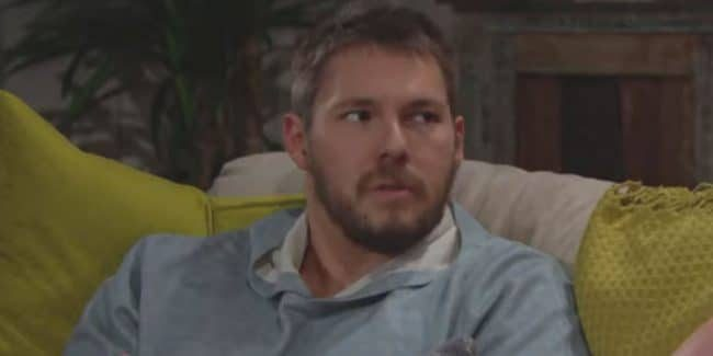 Scott Clifton as Liam Spencer on The Bold and the Beautiful.