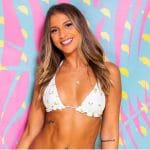 Emily Salch is shaking up life on Love Island USA.