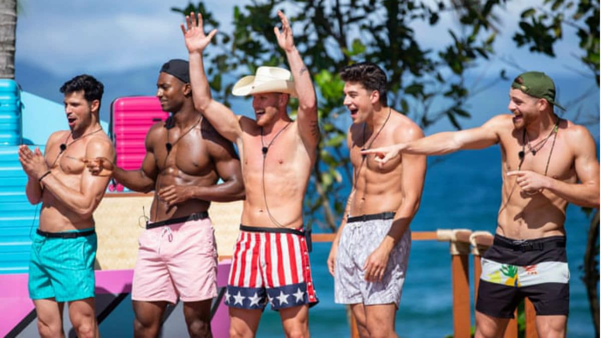 Twitter has thoughts on Weston and Cashel bashed Zac and Elizabeth on Love Island USA