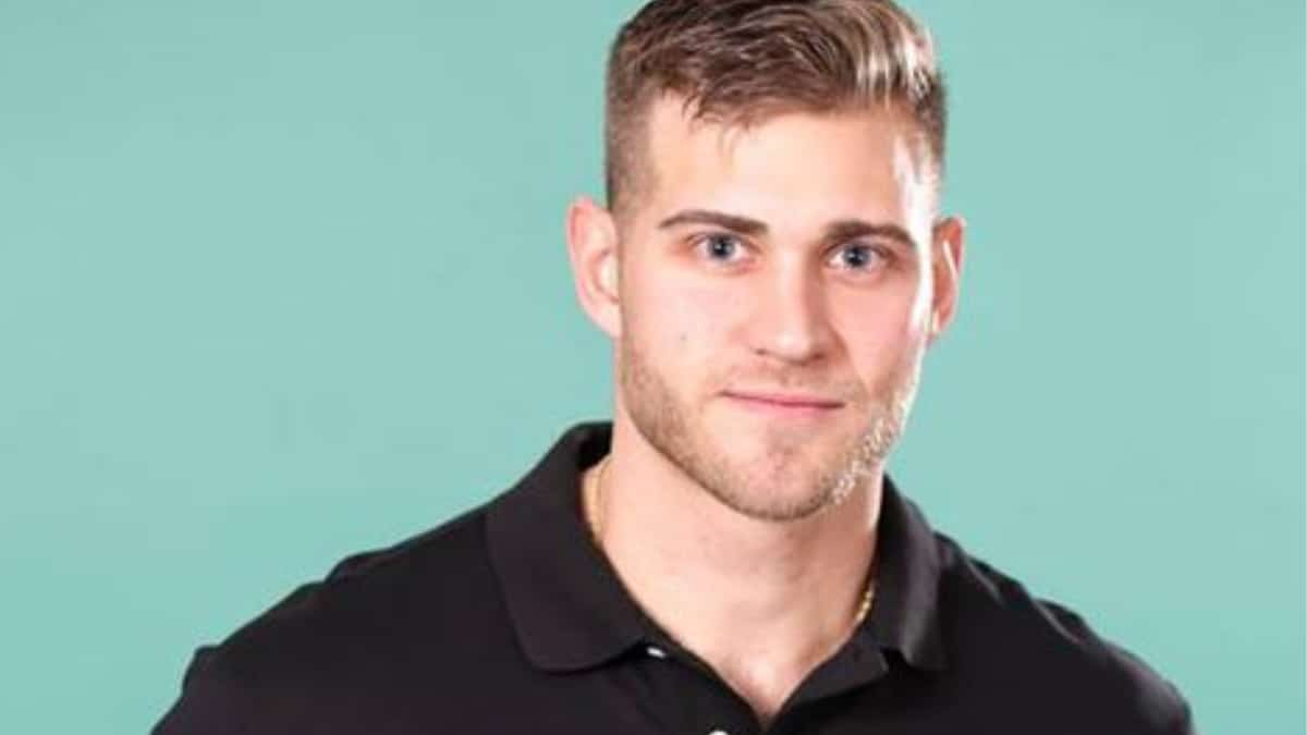 Luke P on The Bachelorette