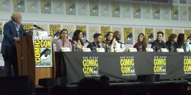 Marvel's Agents of S.H.I.E.L.D. SDCC 2019 Panel
