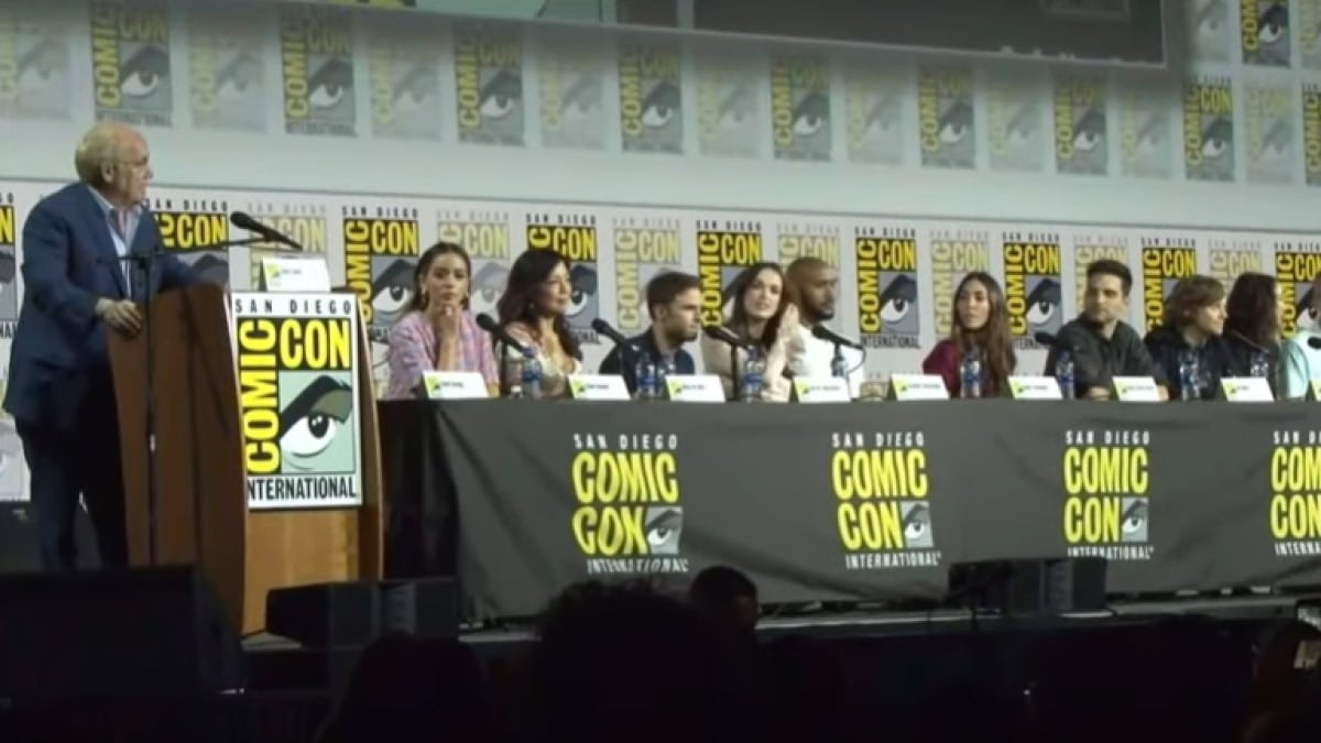 Marvel's Agents of S.H.I.E.L.D. SDCC 2019 Panel