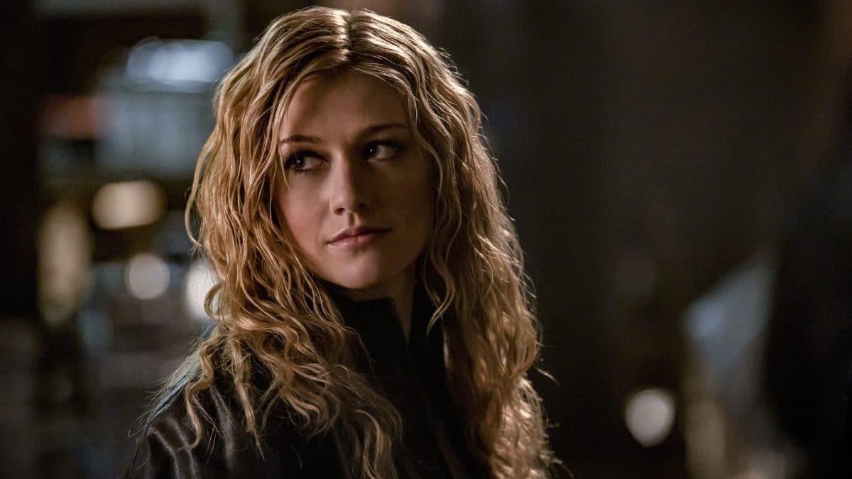 Katherine McNamara as Mia Smoak on Arrow