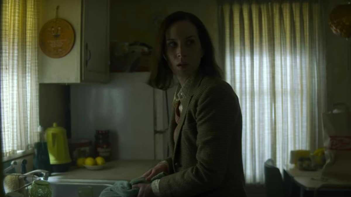 Unknown female character in Mindhunter Season 2