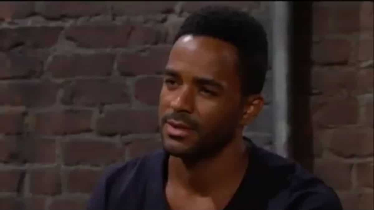 Sean Dominic as Nate on The Young and the Restless.