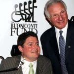 Nick Buoniconti and his son Marc