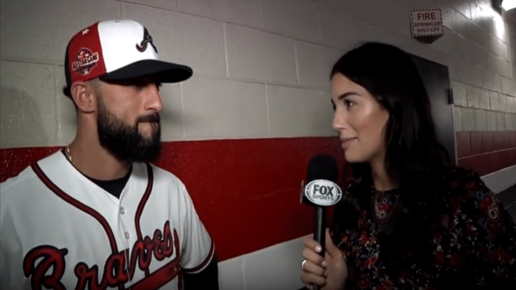 Nick Markakis injury: Braves Markakis along with Dansby Swanson may be headed to IL