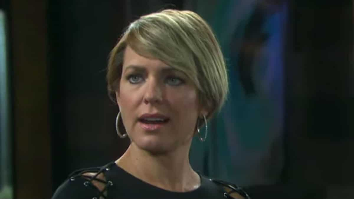 Arianne Zucker as Nicole on Days of our Lives.