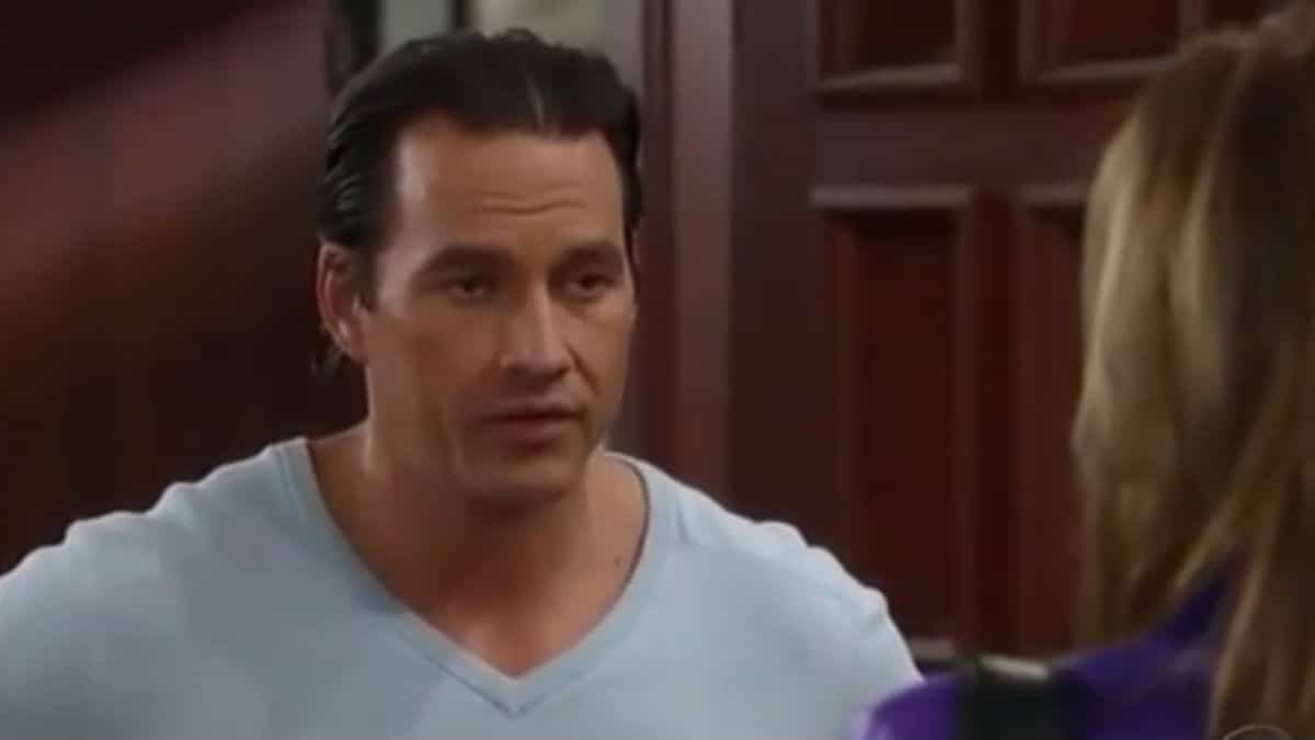Tyler Christopher as Nikolas on General Hospital.