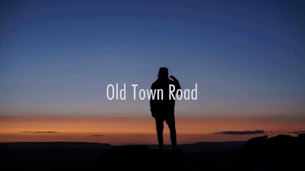 old Town Road