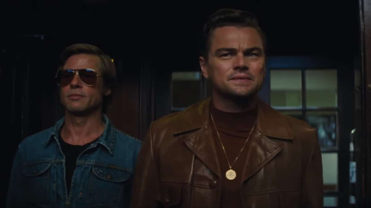 Once Upon a Time in Hollywood post credits