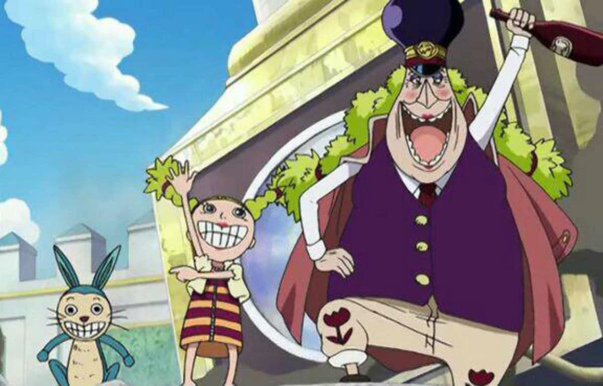 One Piece Anime Kokoro Mermaid Character