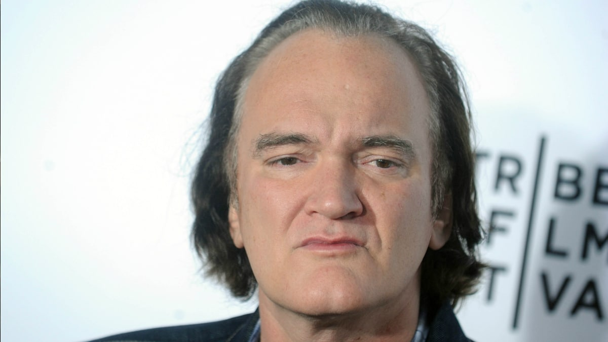 Quentin Tarantino 2 - Quentin Tarantino, Eva Longoria and Bernie Sanders: Late night talk shows for July 22-26