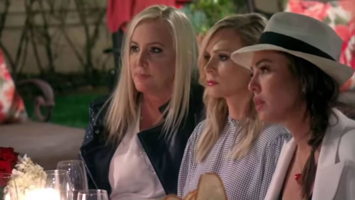 Shannon Beador, Tamra Judge and Kelly Dodd on The Real Housewives of Orange County.