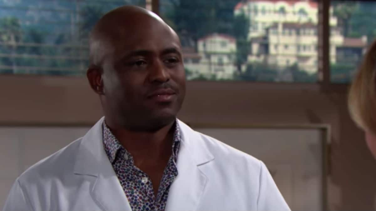 Wayne Brady as Reese on The Bold and the Beautiful.