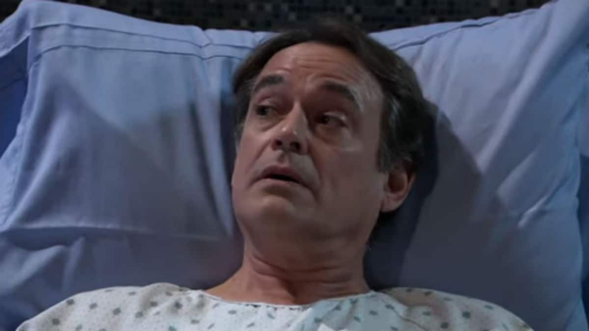 Jon Lindstrom as Ryan Chamberlain on General Hospital.