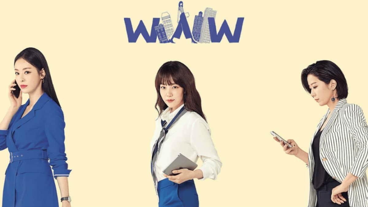 Search WWW -- K-Drama Poster