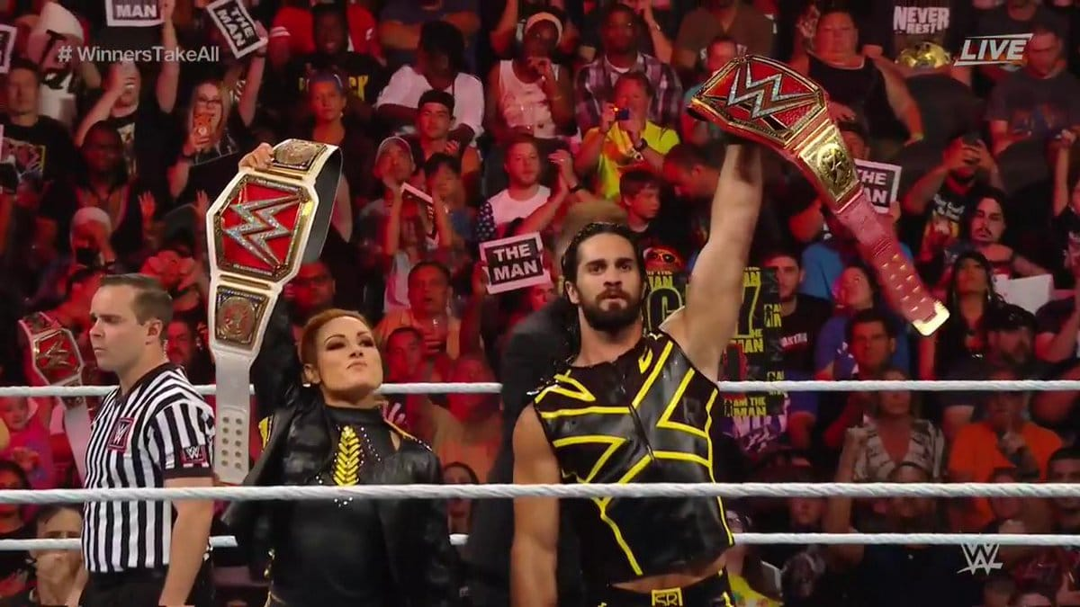 WWE Extreme Rules review, recap, grades: Brock Lesnar shows up to cash in