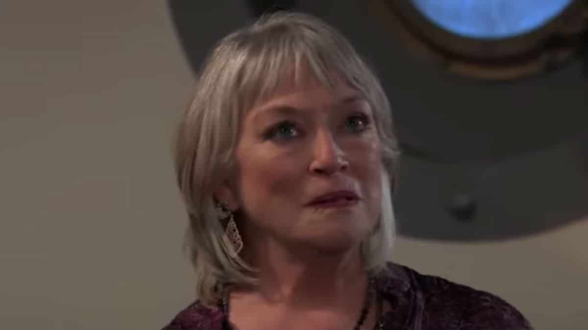 Veronica Cartwright as Sibley on General Hospital.