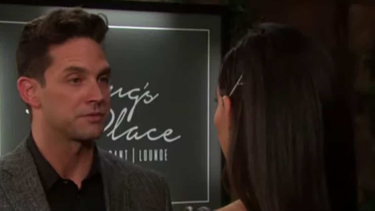 Who is nicole hookup on days of our lives