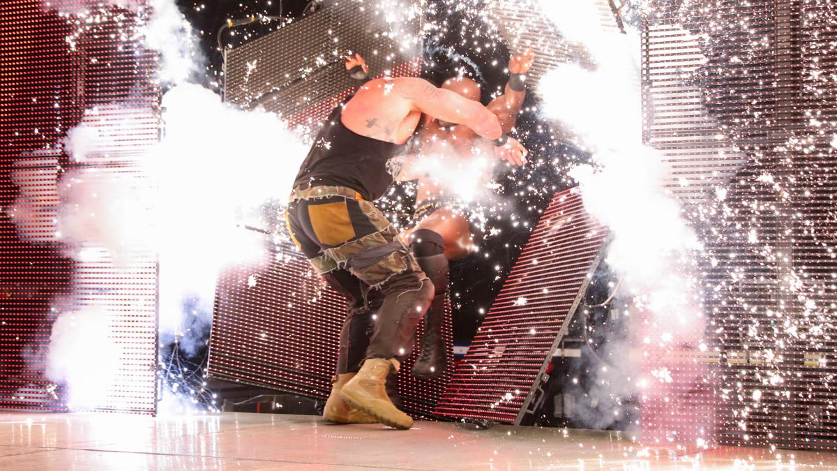 Braun Strowman explains how he describes his WWE character