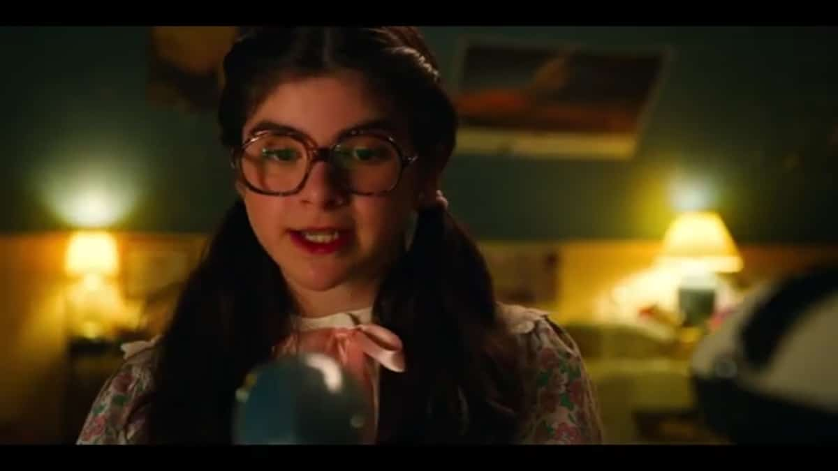 Gabriella Pizzolo as Suzie on Stranger Things