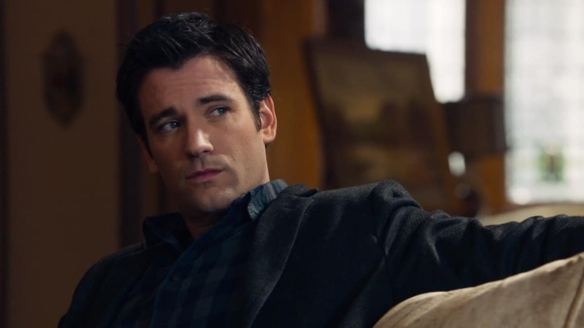 Colin Donnell as Tommy Merlyn on Arrow.