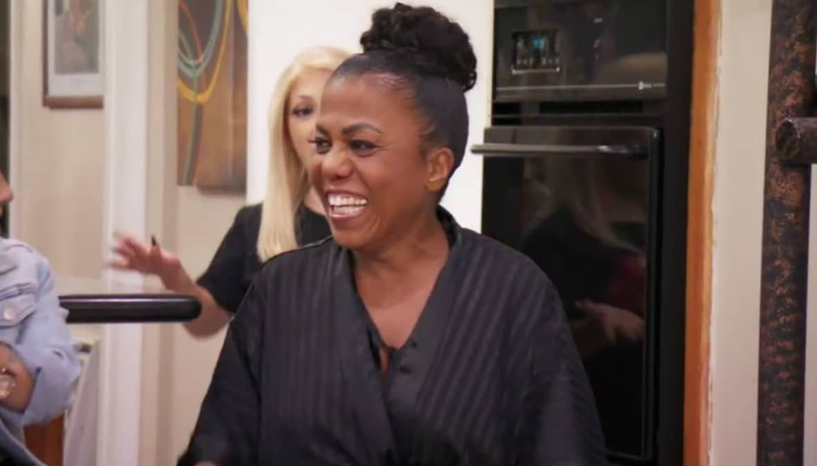 Tonya Banks on Little Women LA