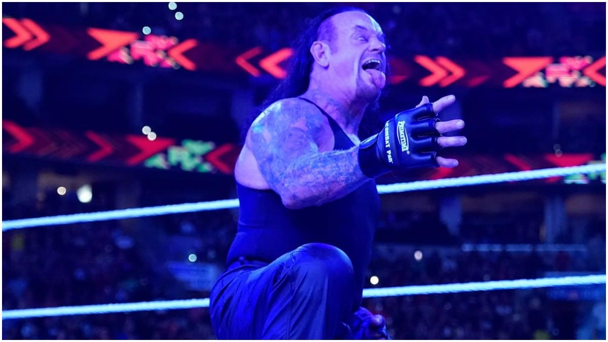 The Undertaker reportedly chooses his WrestleMania 36 opponent
