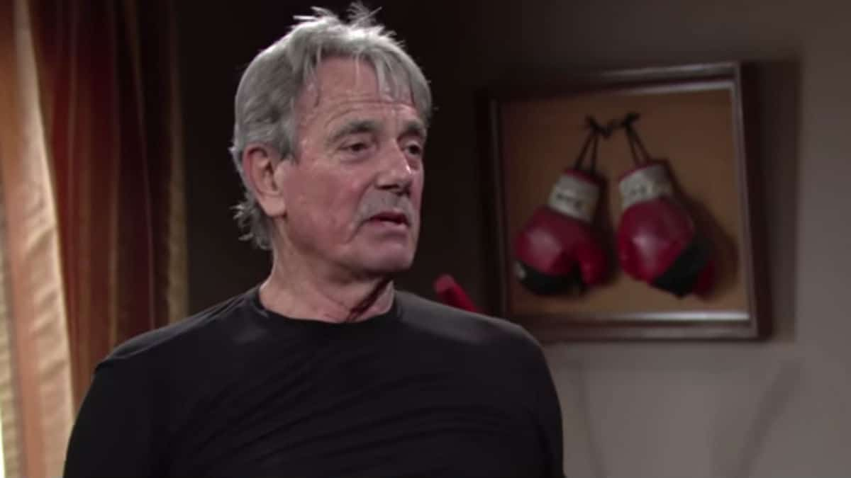 Eric Braeden as Victor Newman on The Young and the Restless.