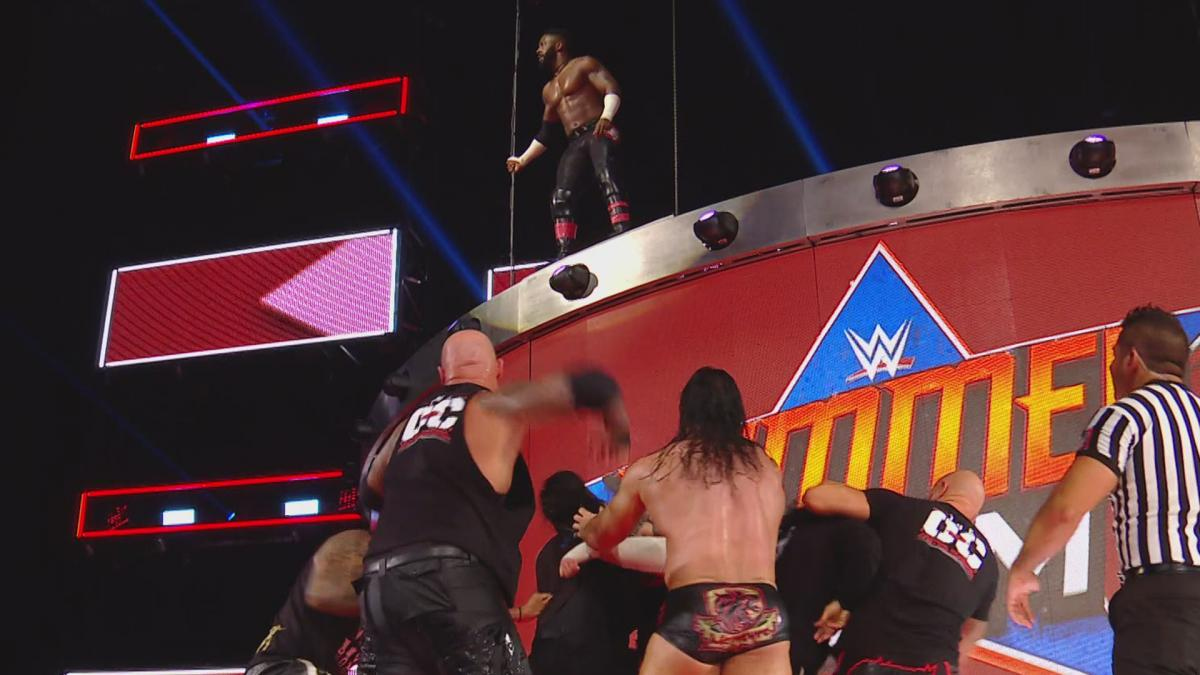 WWE Monday Night Raw review, recap and grades