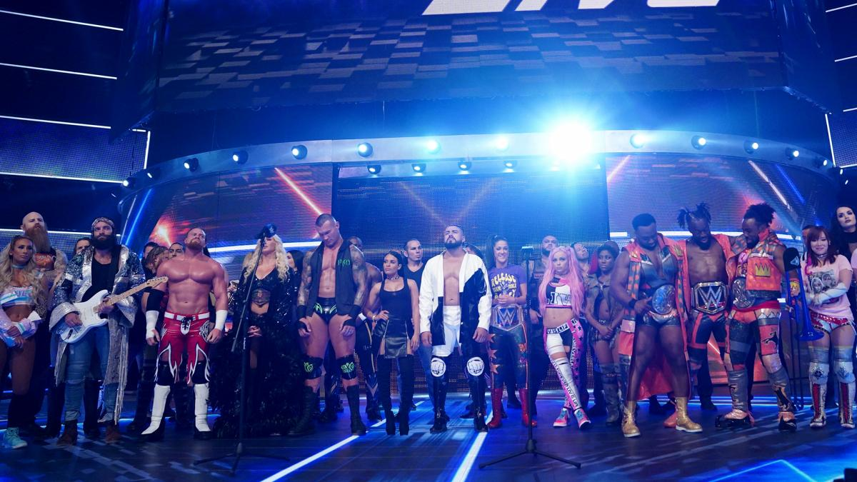 WWE allowing top star to work unscripted promos on recent shows