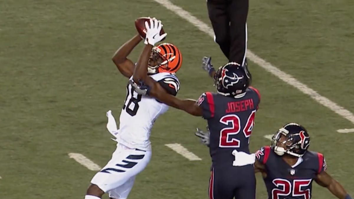 cincinnati bengals wide receiver aj green hurt during practice