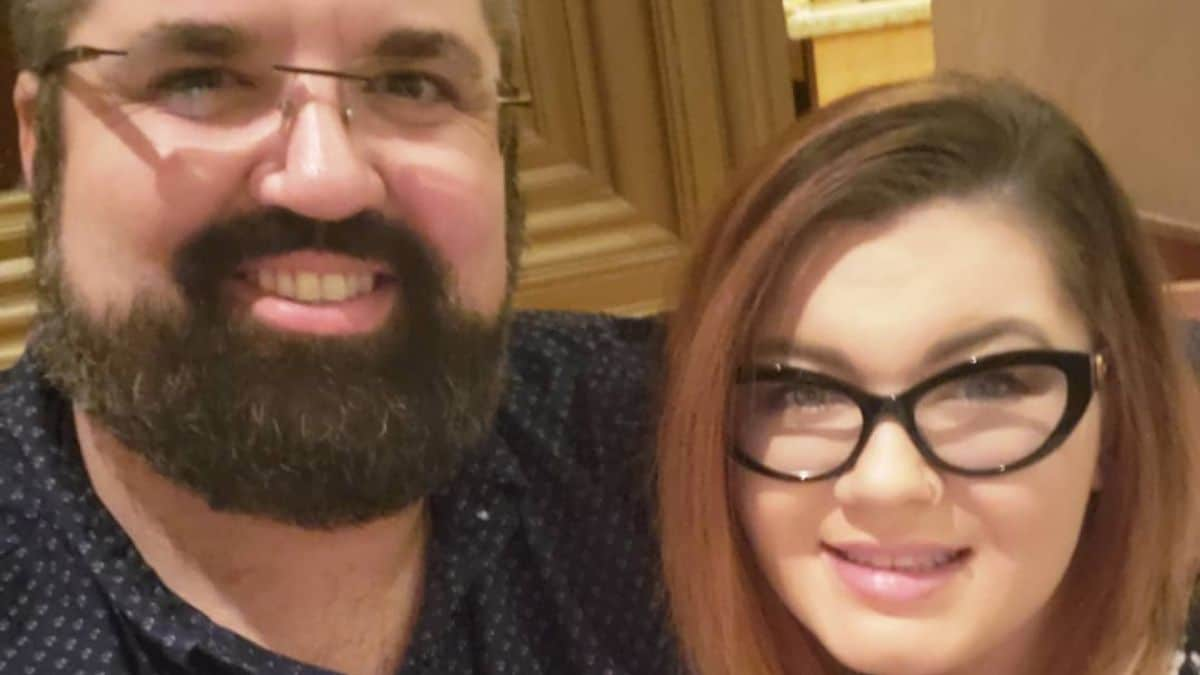 Amber Portwood and Andrew Glennon