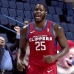 anthony bennett playing for g league basketball team agua caliente clippers