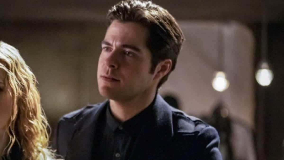 Ben Lewis as William Clayton in Arrow.