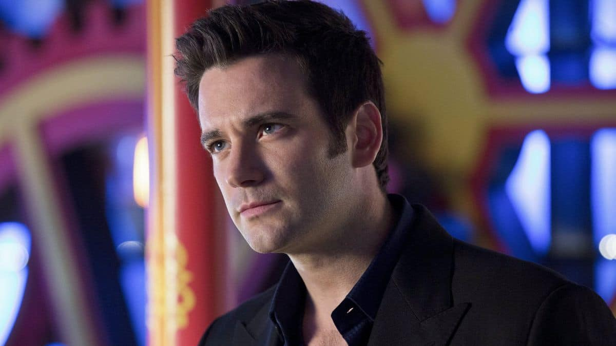 Colin Donnell as Tommy Merlyn in Arrow